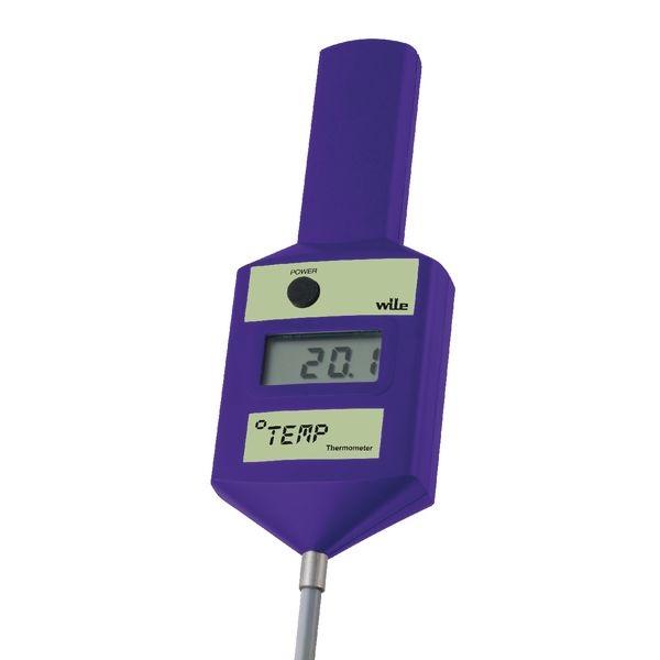 Lämpömittari -15°C < +70°C Wile