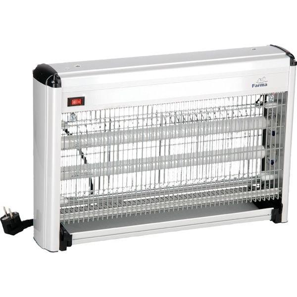 Elektroninen hyönteispyydys 2x15W 230V ~120m2