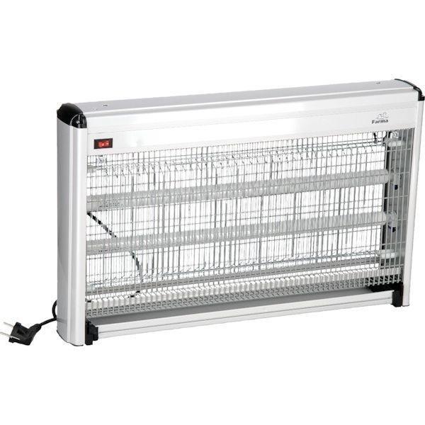 Kukaiņu atbaidīšanas lampa 2x20W 230V ~200m2