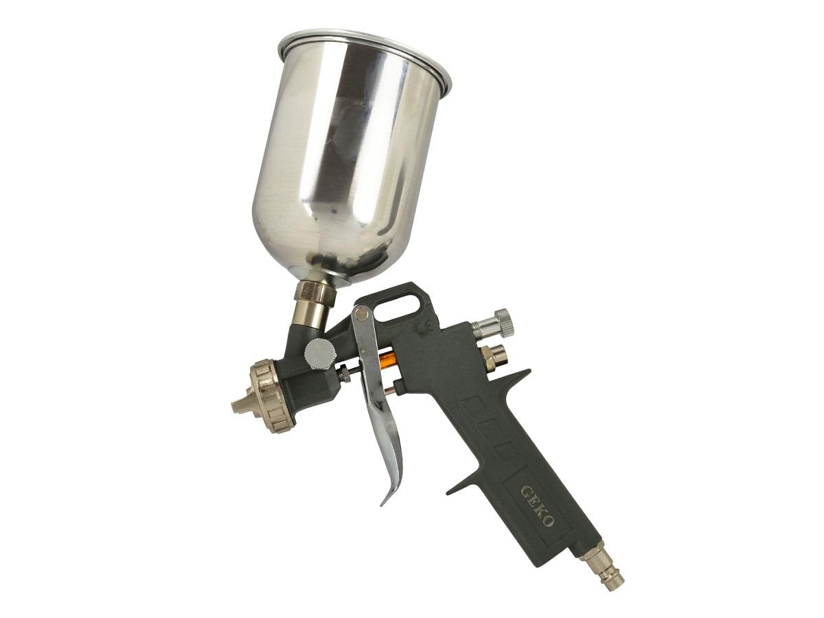 Spray gun Ø1,5mm 600ml. GEKO