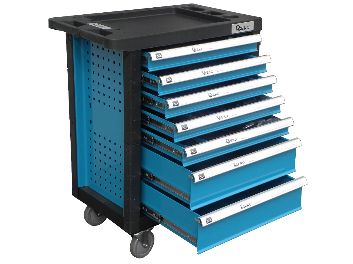 Trolley 272pc. GEKO
