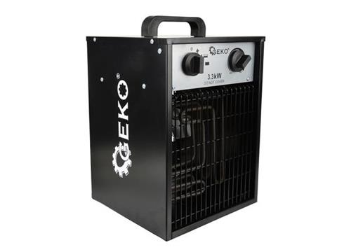 Industrial Electric Fan Heater 230V 3,3kW GEKO