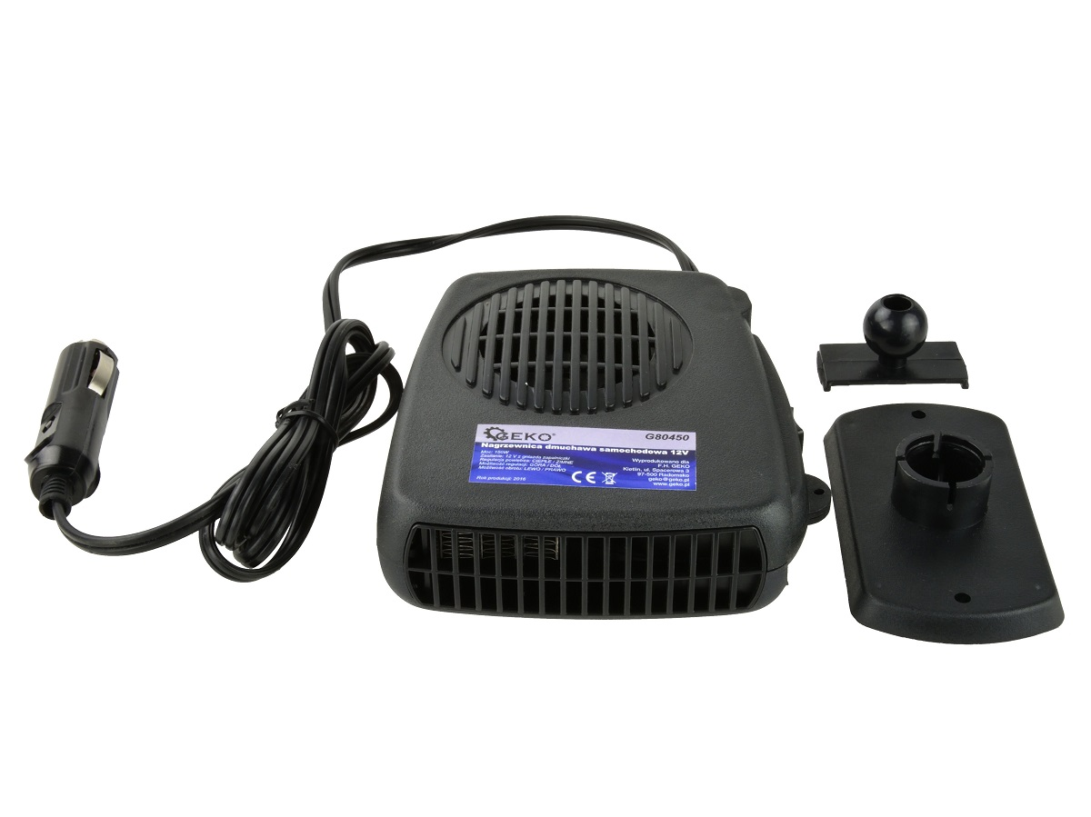 Cab fan-heater 12V 150W