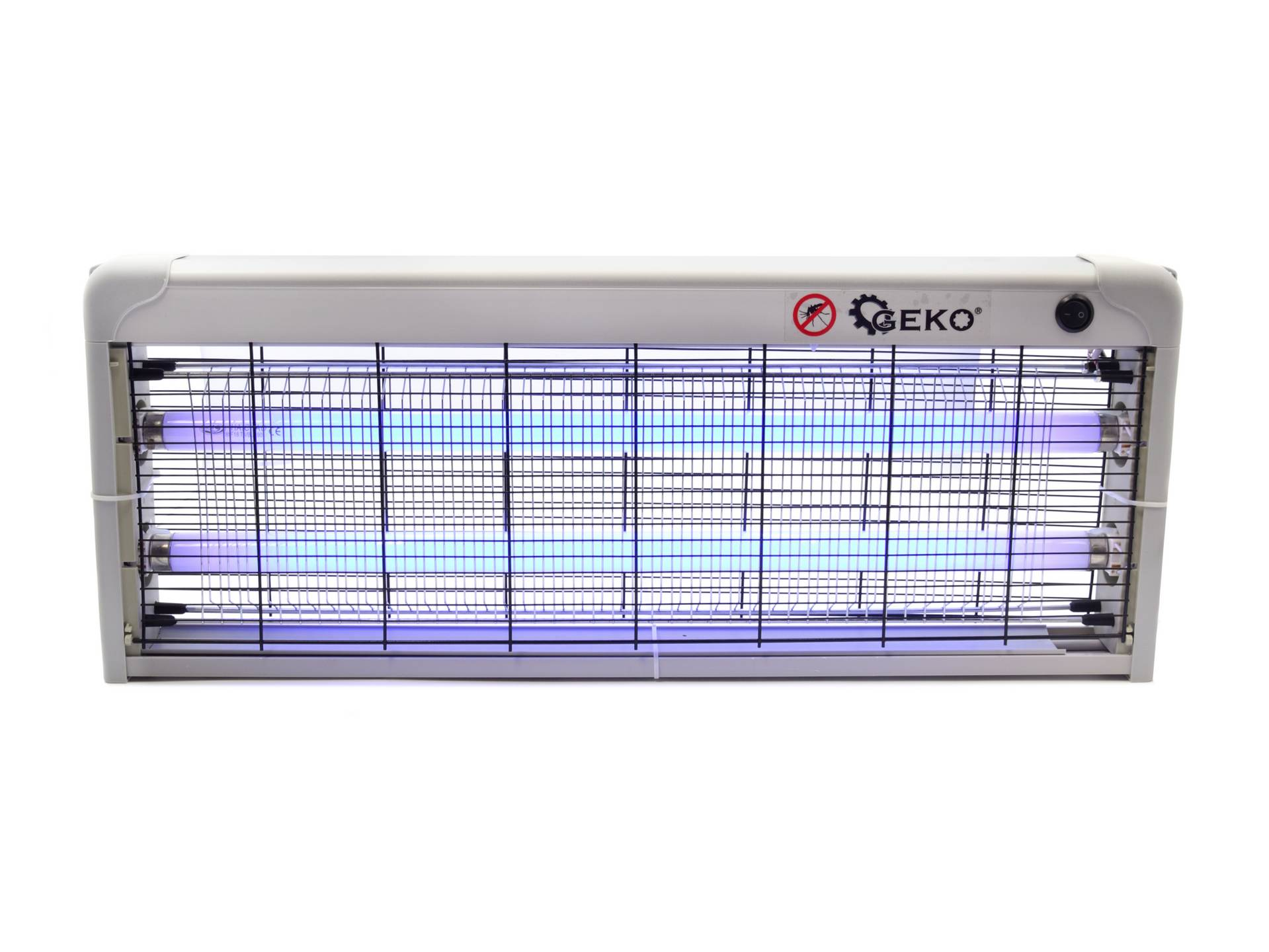 Insecticide lamp 2x20W 230V ~200m2 GEKO