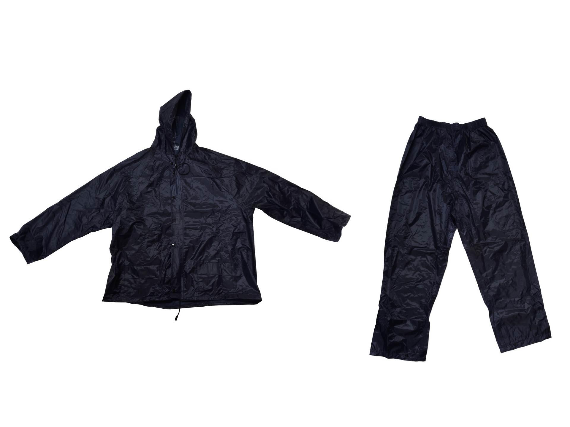 Vedenpitävä takki + housut XL