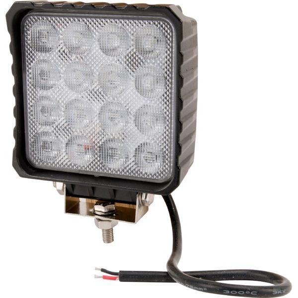Darba gaisma LED 48W 10-30V 3500lm # izkaisīti
