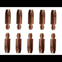 Kontaktdüüsid M6 / 1,0mm 10tk 250A