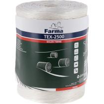 Heinapalli nöör TEX-2500 400m/kg 4kg.