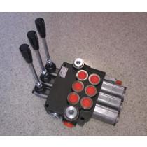 Hüdrojagaja P80/3xK16 80l/min