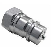 """Hüdrovooliku kiirühendus 1/2"""" pistik ISO 7241-A"""