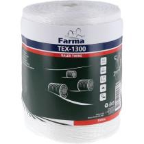 Heinapalli nöör TEX-1300 770m/kg 4kg.