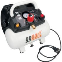 Kompressor 230V / 1,1kW 120l/min 6L GOPART