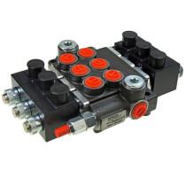 Hüdrojagaja P50/3xA1/24V 50L/min