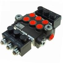 Hüdrojagaja P50/3xA1/12V 50L/min