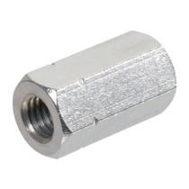 Jätkumutter M12x1,75-36 6,8 DIN6334
