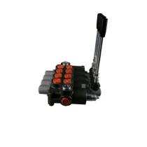 Hüdrojagaja P120/4xA1 120l/min