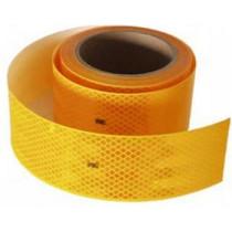Helkurteip kollane 50mm/1m