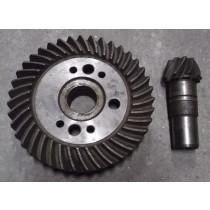 Hammasrataste komplekt T40A-2303003-B