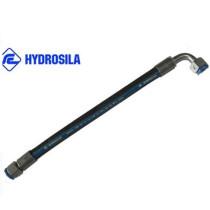 Hüdraulika voolik 12/2 0,36m M20x1,5 90º 270 bar