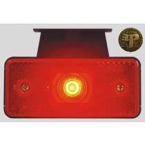 Lamp LED W17dkz 24V (p)