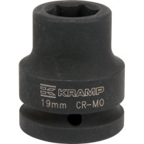 """Löökpadrun 19mm 3/4"""" DIN 3129"""