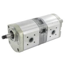 Hüdropump 16+14cm³ 1:5 250bar 3000p/min CAPRONI
