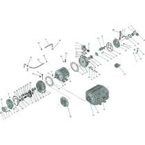 Bearing 01KD140035 KD-6500/14000 Hertell