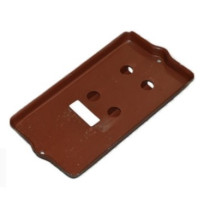 Battery stand 18x35cm 0042/42-204/0