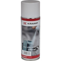 Aluminium high-temp. grease -30°C < +650°C 400ml KRAMP