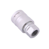 1/2 Female coupling double acting ISO 7241-A
