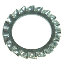 Serrated washer M18 19,0x30,0x1,4mm DIN6798A