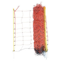 Electric Fence Netting H90cm L50m+14x1 spike FARMA
