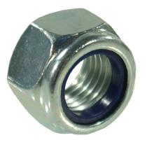 Locknut M6x1-8 8,8 DIN982 Zn