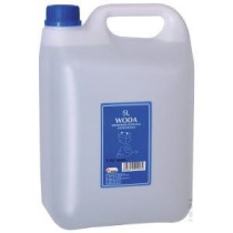 Battery water 5l