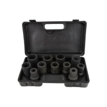 "11-pcs. socket set 1"" 17-41mm"