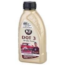 Brake oil DOT-3/R-3 0,5L