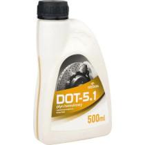 Brake oil DOT-5.1 0,5L