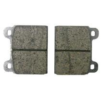 Brake pads 70,2x76,8x18,5 04378840