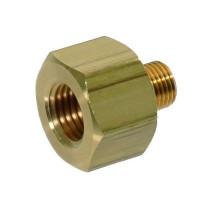 "Adaptor 1/4"" - M10x1"