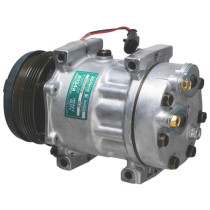 Air conditioning compressor 135cm³ 7H15 / model 6021