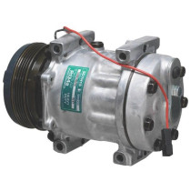 Air conditioning compressor 175cm³ Sanden 7H15