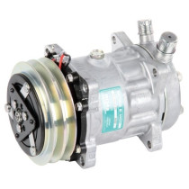 Air conditioning compressor 210cm³
