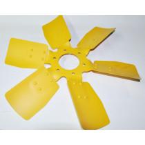 Fan blade metal 6x 245-1308040-A