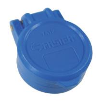"Protective cap  Ø38mm TA 1/2"" blue"