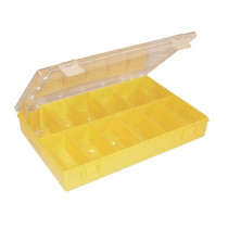 Assorted box 170x250x46mm yellow