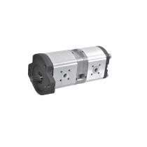 Hydraulipumppu 22,5+16 cc/rev 0510765351