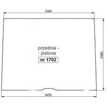 Etulasi 827/80139 JCB 3CX, 4CX (p.21)