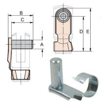 Jousikiristin Ø8mm L-37mm