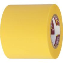Käärintäkalvon teippi  L50mm 10m keltainen