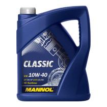 Moottoriöljy Mannol Classic 10W40 5L